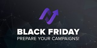 Prepare your campaigns for Black Friday!